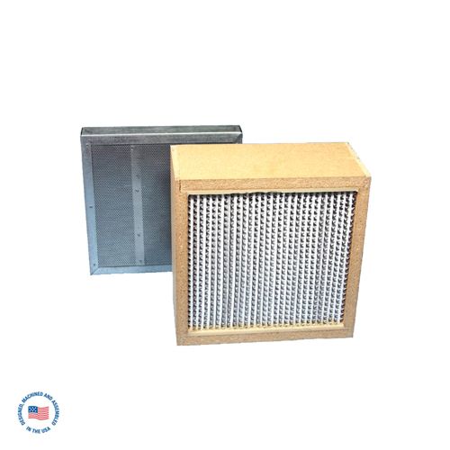 F-987-4SP-DCL HEPA Filter & Refillable Adsorption Module with DCL Carbon 1